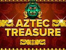 Бонусы для игровых автоматов Aztec Treasure