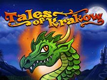 На зеркале казино аппараты Tales Of Krakow