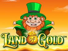 Land Of Gold от Плейтек на портале официального казино