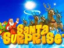Santa Surprise от Плейтек – онлайн-автомат для новичков казино