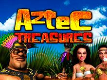 Aztec Treasures 3D в коллекции игровых автоматов от Betsoft