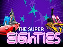 Super 80s от NetEnt – азартный игровой автомат онлайн