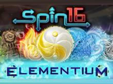 Игровой автомат Elementium Spin 16